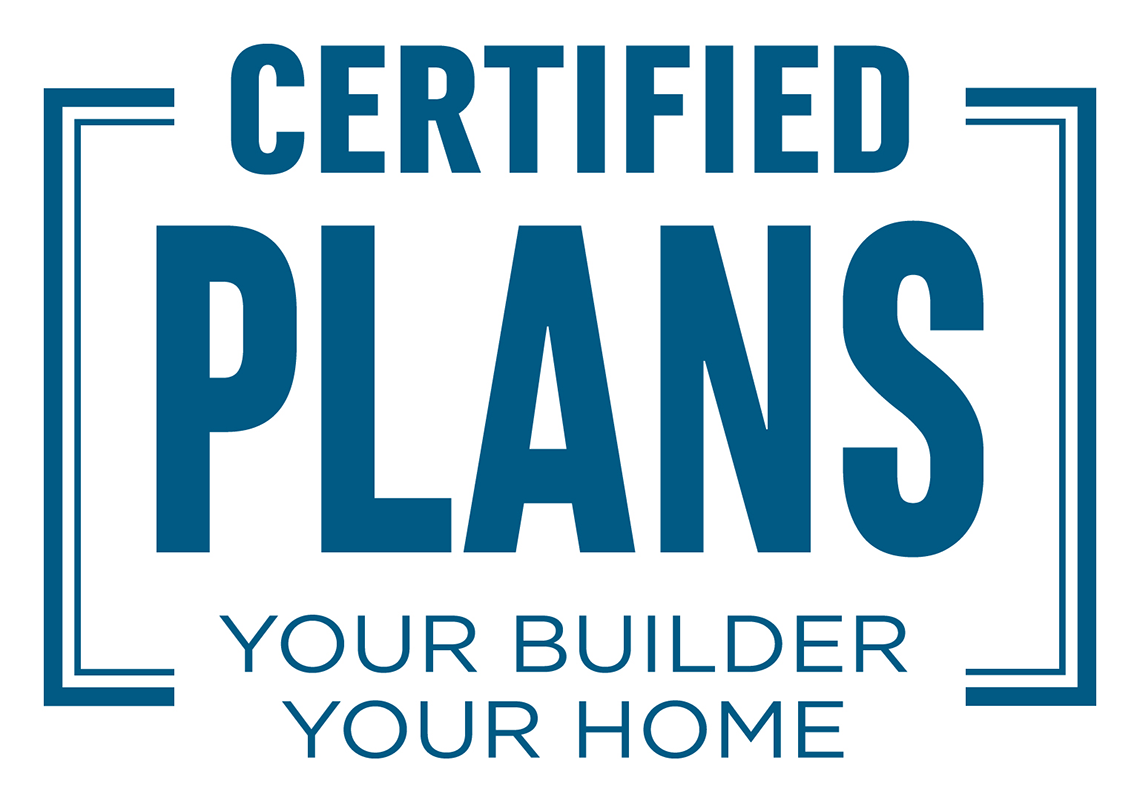 As members of the Certified Plans program we also have full access to the use of their great range of plans.