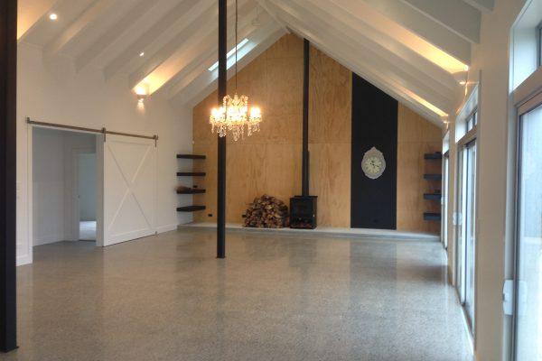 Whangamata Design & Build – Finished Inside