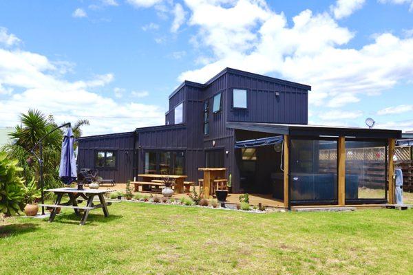 House Backyard – Graham Street